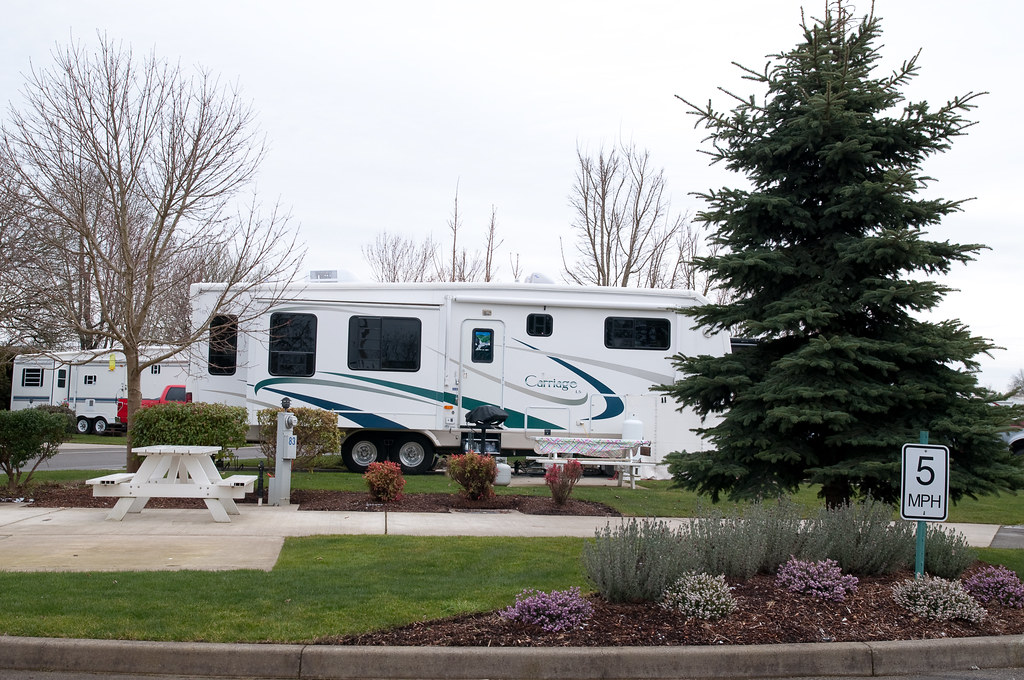 Rv Travel Trailers Lavender RV Park And Farm