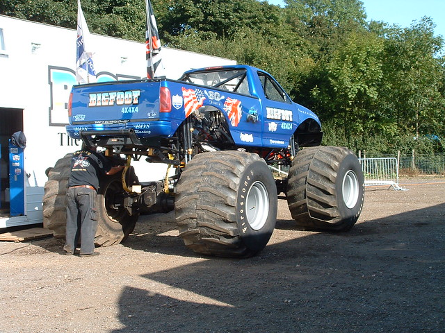 Monster Truck Big Foot | Flickr - Photo Sharing!
