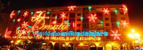 Navidad 2007 GDL