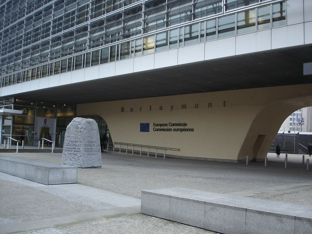 The Offices of the Commission of the EU