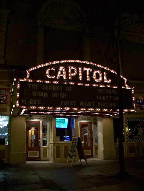 cox capitol theatre macon georgia flickr photo sharing. Black Bedroom Furniture Sets. Home Design Ideas