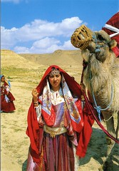 Vestido Tradicional, Túnez