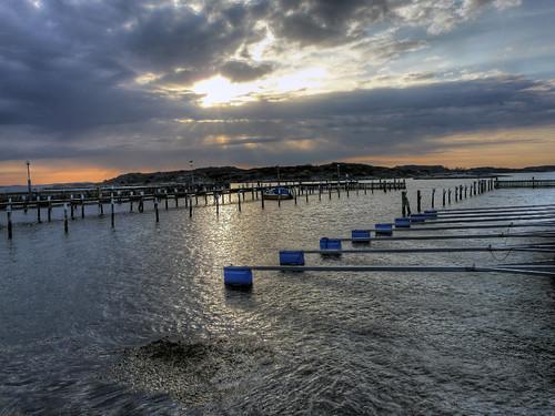 sunset sun water marina bay harbour gothenburg panasonic hdr superzoom billdal fz18 dmcfz18 panasonicfz18 killingsholmen