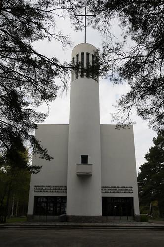 church finland kannonkoski