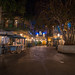 Night Time at New Orleans Square