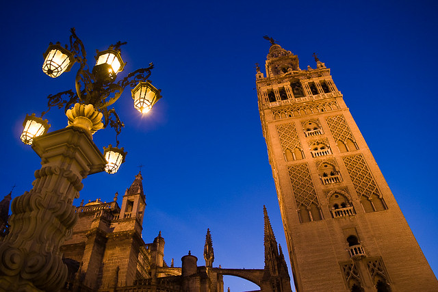 Voted: 24 Incredible Hours In Sevilla