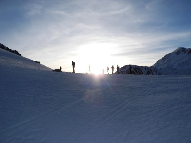 Skiing – Latin America or Europe?