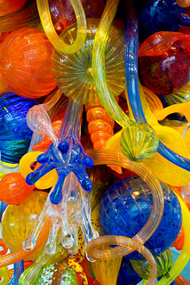 Glass Art - Milwaukee Museum of Modern Art