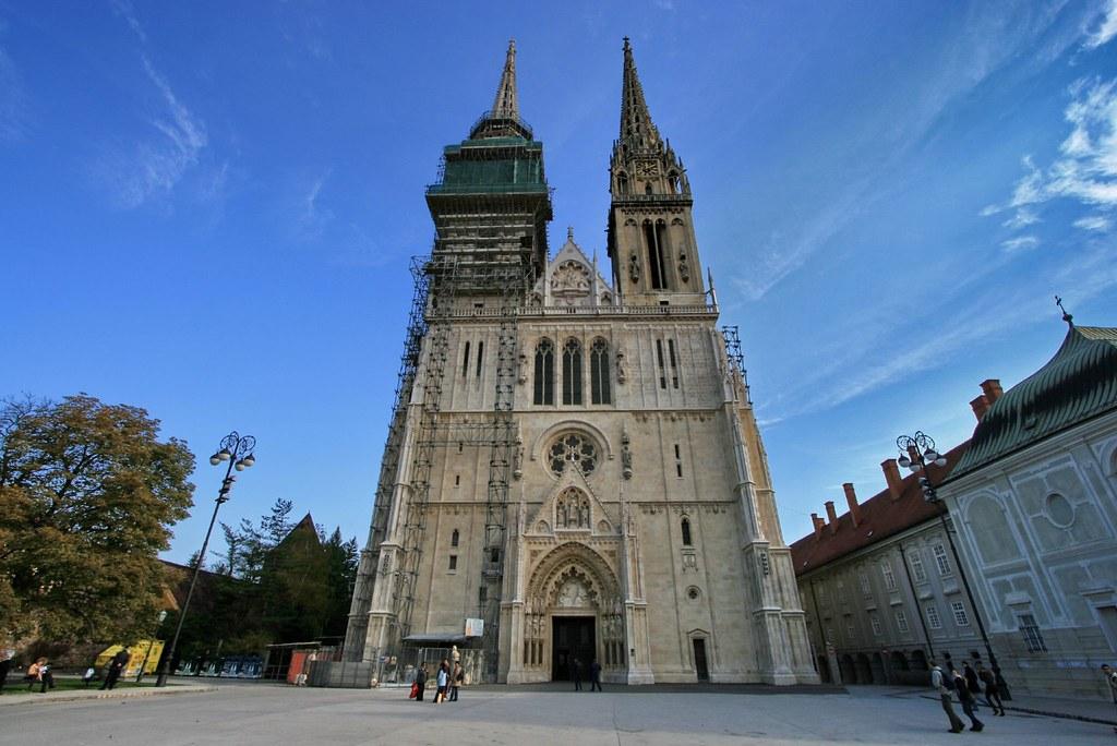 Cattedrale di Zagabria