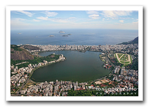a unique and extraordinary way of seeing Rio de Janeiro