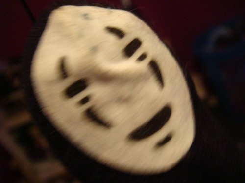 toy blurry noface spiritedaway kaonashi