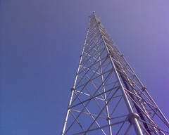 cell phone tower