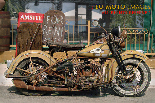 Harley Davidson HOG Greece Ελληνικά vintage motorcycle old iron for rent ► All kinds of commercial usage, incl. hyperlinks are illegal ! ► © Copyright by B. Egger :: eu-moto images