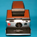Polaroid SX-70, open, front view