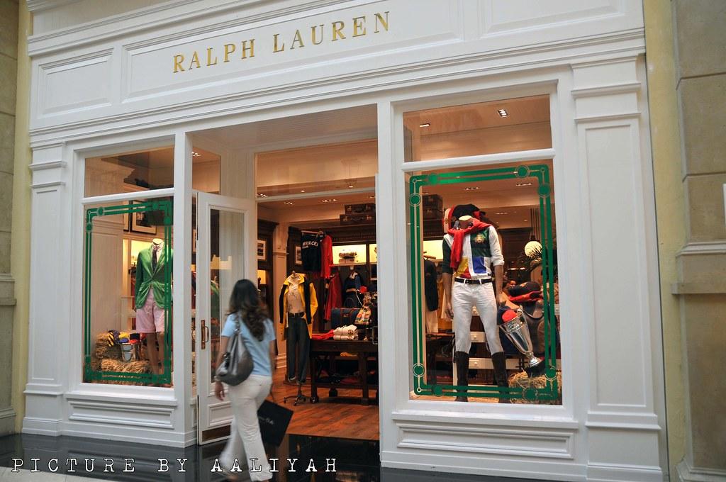 Ralph Lauren - Dubai Emirates Mall  e0b07e0ebac8