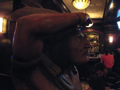 washington dc, Wooden Indian IMG_2820