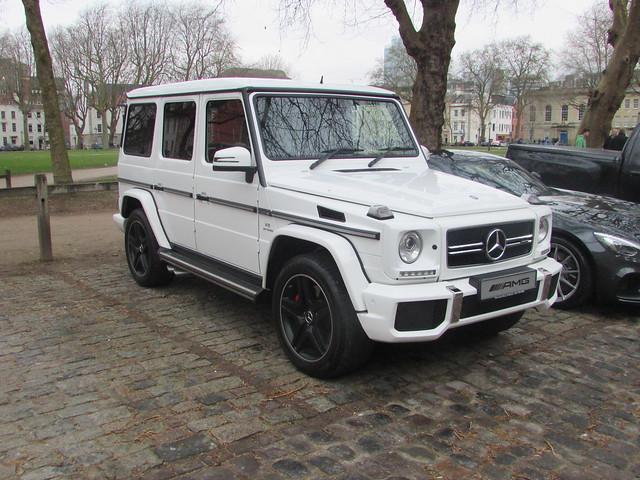 Mercedes-Benz G Class G63 AMG LU66LYV