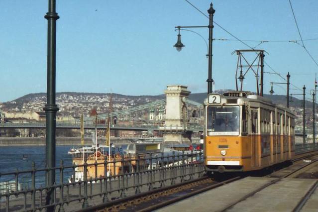 Budapest Tram (1997)
