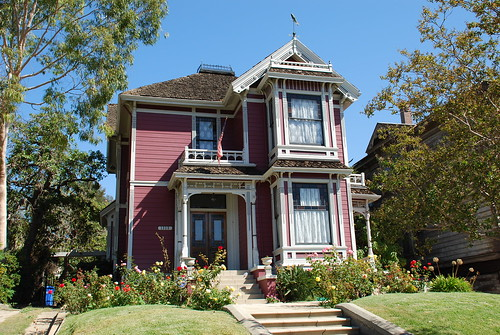 Big orange landmarks no 73 innes house for Charmed tour san francisco