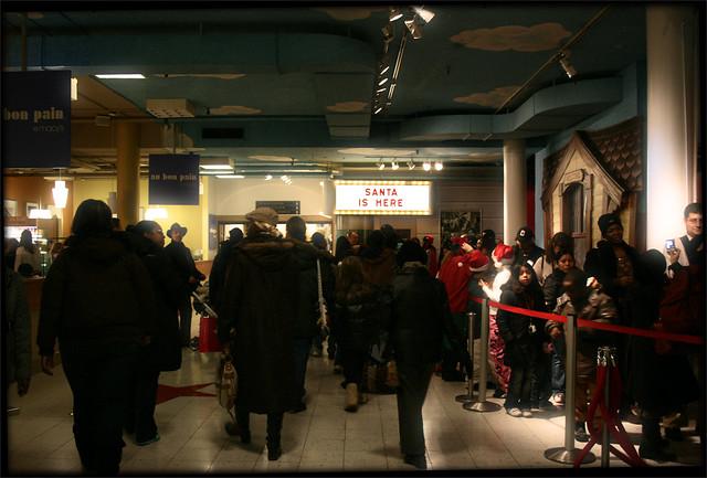2007 December, Macy's, New York