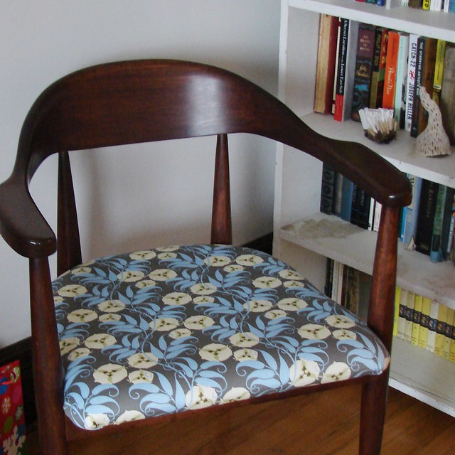 Thrift Score A Mid Century Chair That I Found At A