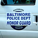 BALTIMORE PD HONOR GUARD