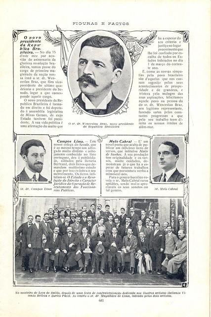 Ilustração Portugueza, No. 458, November 30 1914 - 10