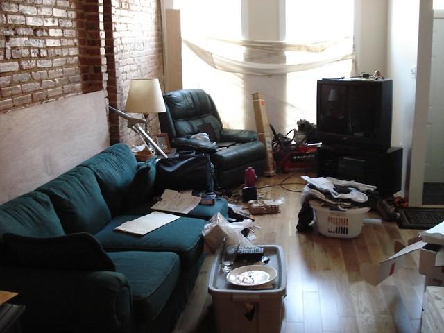 Messy Living Room Shot Flickr Photo Sharing