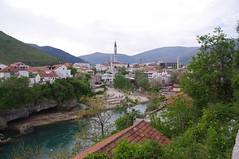 Mostar, Herzegovina, April 2001 Part 2