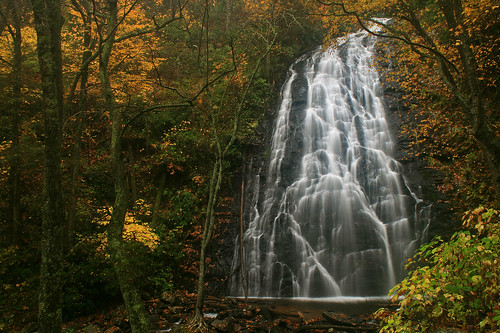 Crabtree Falls (Autumn)