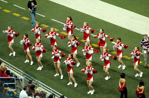 Miami Cheerleaders