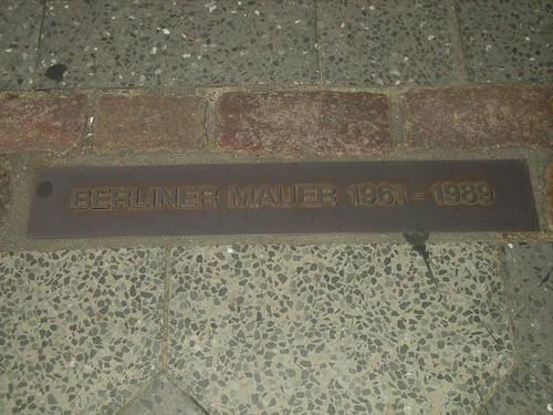 Muro di Berlino by lpelo2000