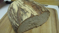baking, bread, rye bread, baked goods, food, brown bread, soda bread, sourdough,