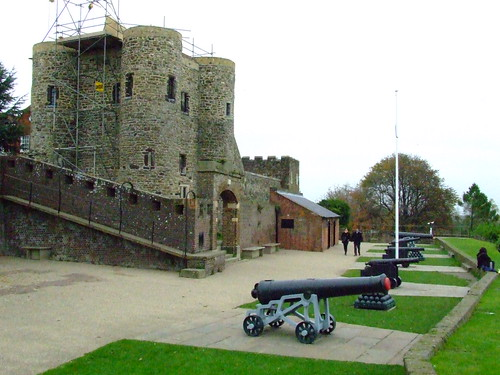 Ypres Tower and Gun Garden, Rye, East Sussex