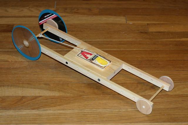 mousetrap car research