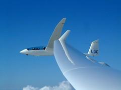 Gliding, Europe and UK