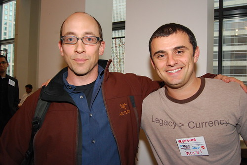 Dick Costolo and Gary Vaynerchuk