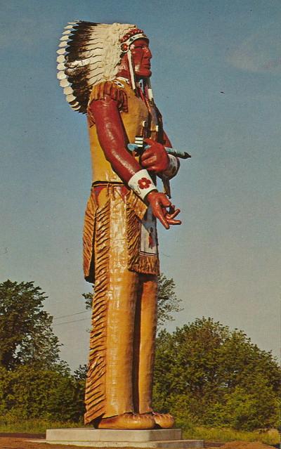 Ironwood (MI) United States  city photos gallery : ... World's Tallest Indian, Ironwood MI   Flickr Photo Sharing