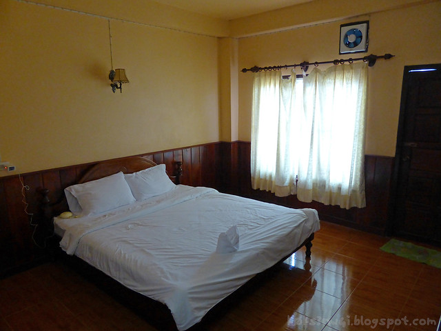 Mountain Riverview Guest House Bedroom