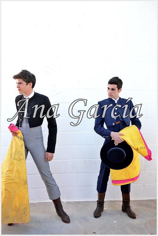 Ángel y Juan