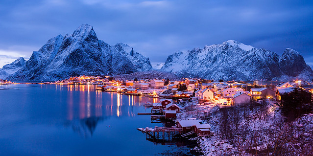 Arctic Blue | Lofoten, Norway
