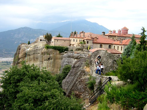 Saint Steven, Meteora, Greece
