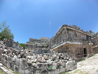 Mayan City of Chichen Itza / チチェン・イッツァ遺跡(いせき)
