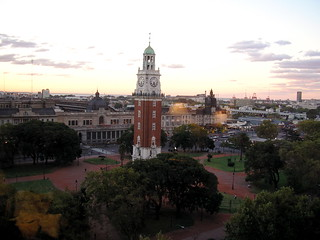 Torre De Los Ingleses - Buenos Aires