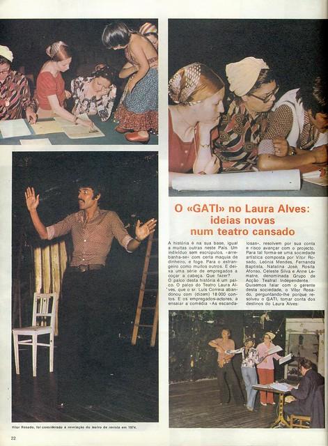 Gente, No. 89, July 22-28 1975 - 21