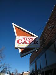 B&B Cafe, Castle Rock CO