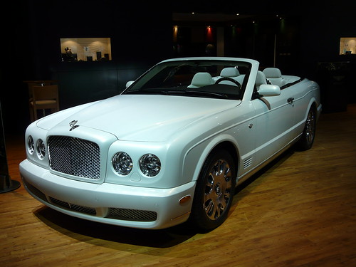 Bently Azure by jublins