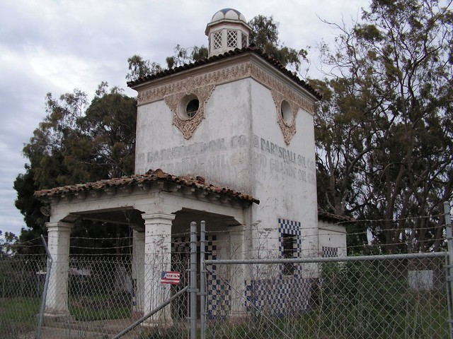Barnsdall-Rio Grande Gas Station and Restaurant