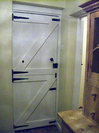 Kitchen Stable Door Lock