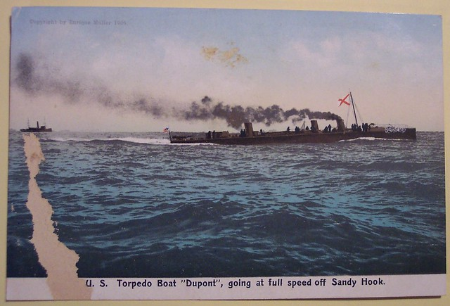 Torpedo boat definition/meaning